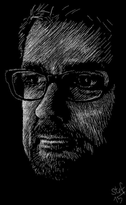 Charb by stefart